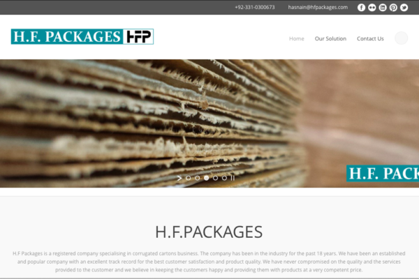 HF Packages